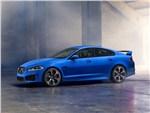 Jaguar XFR-S 2013 вид сбоку