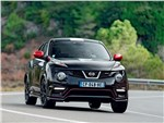 Nissan Juke Nismo 2013 вид спереди
