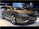 Geely Emgrand KC концепт 2013 вид спереди