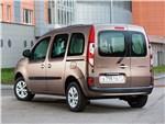 Renault Kangoo 2013 вид сзади