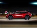Lamborghini Urus - Lamborghini Urus 2012 вид сбоку