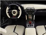 Lamborghini Urus - Lamborghini Urus 2012 водительское место
