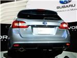 Subaru Levorg - Subaru Levorg concept 2013 вид сзади