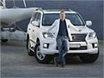 Степан Михалков - посл Lexus в России