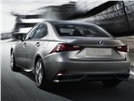 Lexus IS - Lexus IS 2013 вид сзади