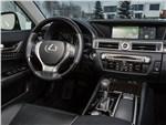 Lexus GS 2013 интерьер