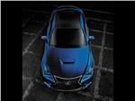 Lexus RC F 2014 вид сверху