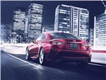 Lexus RC - Lexus RC 2015 вид сзади