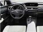 Lexus UX 2019 салон