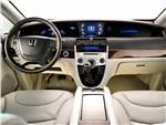 Luxgen CEO 2013 водительское место