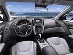 Luxgen U6 Turbo 2014 водительское место