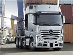 Mercedes-Benz Actros SLT 2014