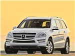 Mercedes GL 500 4Matic BlueEfficiency