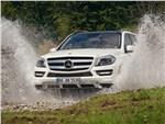 Mercedes-Benz GL-Class - Mercedes-Benz GL-Klasse 2012 вид спереди