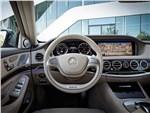 Mercedes-Benz S-Class AMG - Mercedes-Benz S65 AMG 2014 водительское место