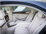 Mercedes-Benz S-Class AMG - Mercedes-Benz S65 AMG 2014 задние кресла