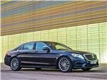 Mercedes-Benz S-Klasse 2013 вид сбоку