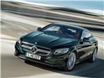 Mercedes-Benz S-class Coupe - Mercedes-Benz S-Klasse Coupe 2014 вид спереди