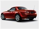 Mazda MX-5 2013 вид сзади