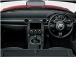 Mazda MX-5 2013 водительское место
