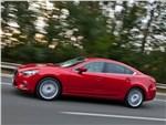 Mazda 6 2013 вид сбоку