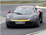 McLaren P13 concept 2014 вид спереди