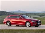 Mercedes-Benz CLS-Class - Mercedes-Benz CLS 2013 вид сбоку