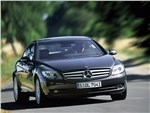 Mercedes-Benz CL-Class купе
