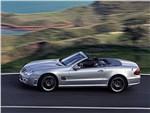 Mercedes-Benz SL-Class AMG родстер