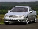 Mercedes-Benz CL-Class AMG купе