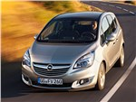 Opel Meriva 2013 вид спереди
