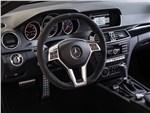 Mercedes-Benz E-Class AMG - Mercedes-Benz Е63 AMG 2013 водительское место