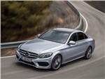 Mercedes-Benz C-Class - Mercedes-Benz C-Klasse 2014 вид спереди фото 3