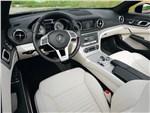 Mercedes-Benz SL 500 2012 водительское место