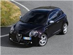 Alfa Romeo MiTo 2014 вид сверху