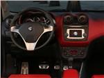 Alfa Romeo MiTo - Alfa Romeo MiTo 2014 водительское место