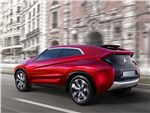 Mitsubishi XR-PHEV concept 2013 вид сзади