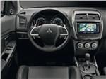 Mitsubishi ASX - Mitsubishi ASX 2013 водительское место