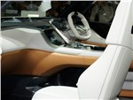 Mitsubishi GC-PHEV concept 2013 водительское место