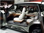 Mitsubishi GC-PHEV concept 2013 салон
