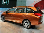 Honda Mobilio концепт 2013 вид сбоку 3/4