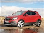 Opel Mokka 2013 вид сбоку