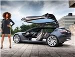Opel Monza концепт 2013 вид сбоку
