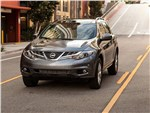 Nissan Murano 2013 вид спереди