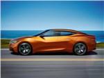 Nissan Sport Sedan concept 2014 вид сбоку фото 3