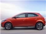 Chevrolet Onix 2013 вид сбоку
