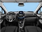 Chevrolet Orlando - Chevrolet Orlando 2013 салон