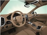 Интерьер Porsche Cayenne S Hybrid