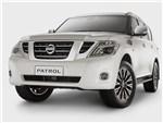 Nissan Patrol 2014 вид спереди
