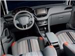 Peugeot 208 - Peugeot 208 2013 водительское место